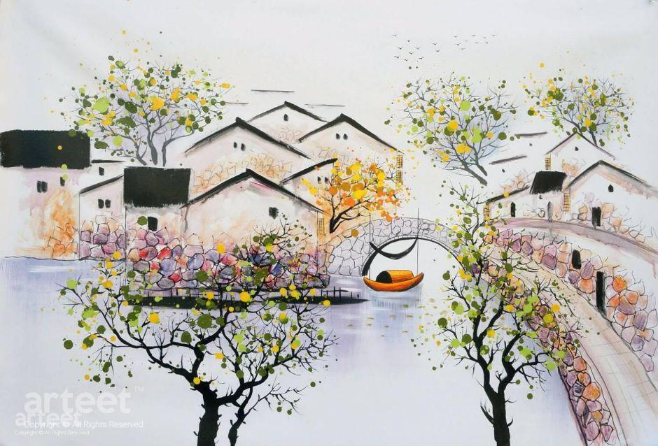Beautiful Landscape Paintings For Sale Online Gallery
