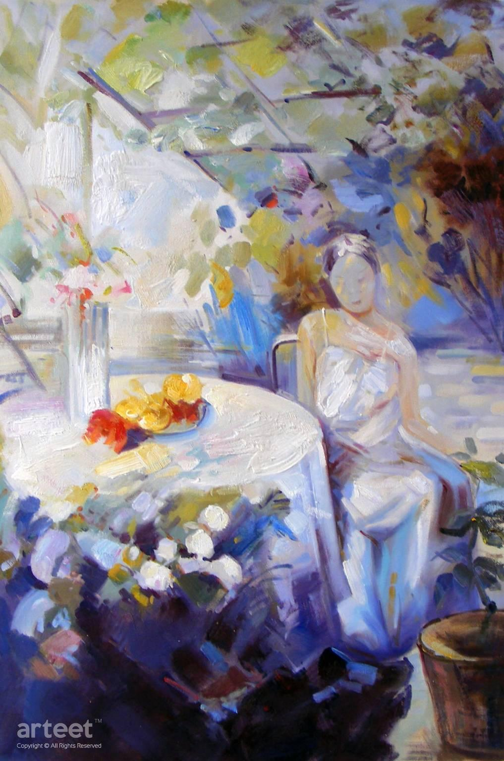 Good Morning Art Paintings For Sale Online Gallery