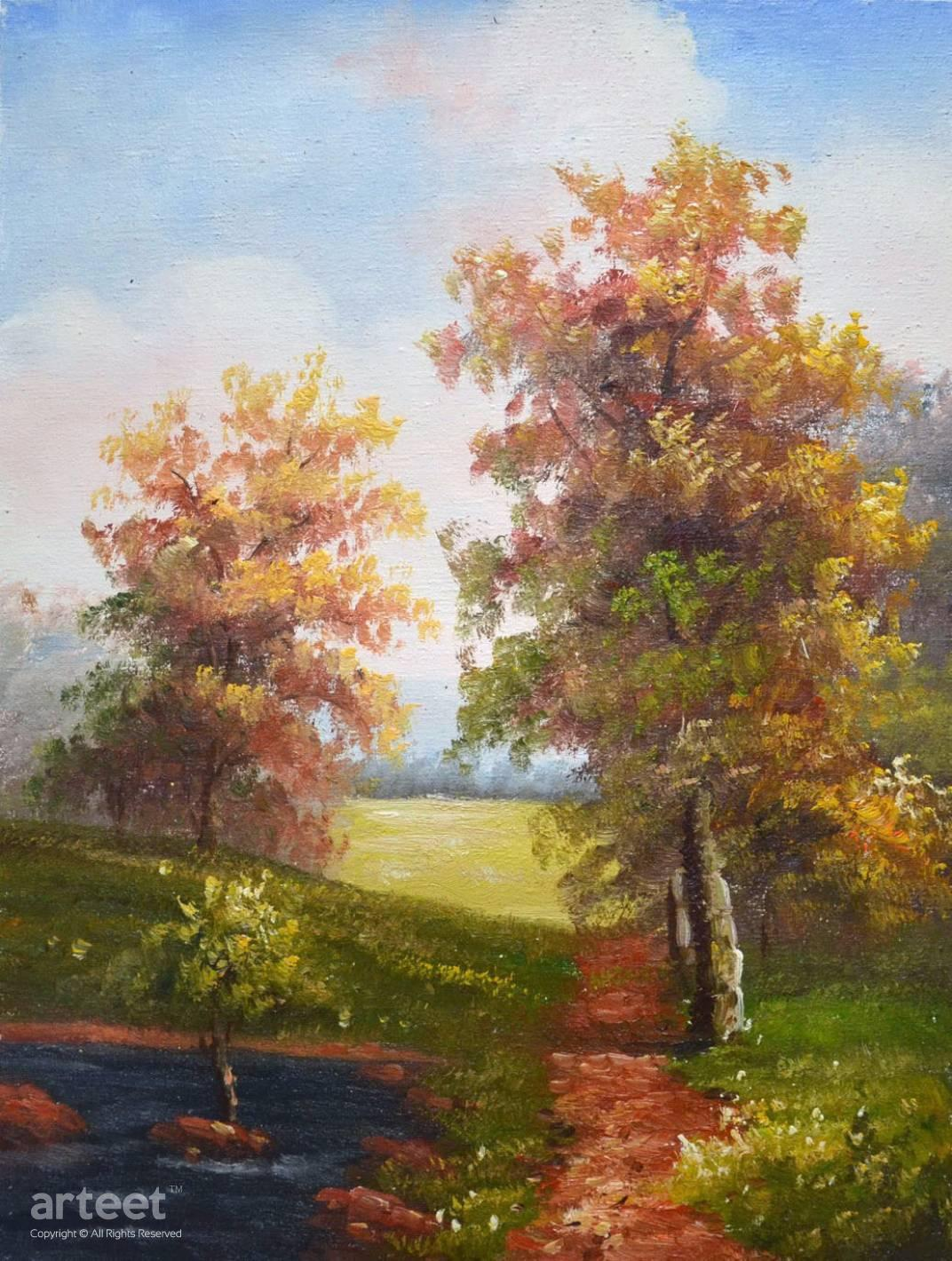 Shades Of Green Art Paintings For Sale Online Gallery